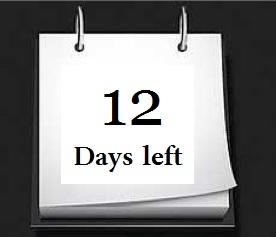 Vote Countdown