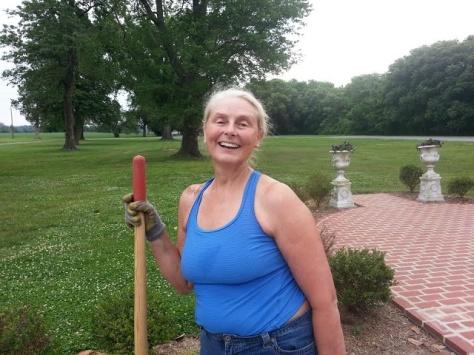 Carol - Master Gardener