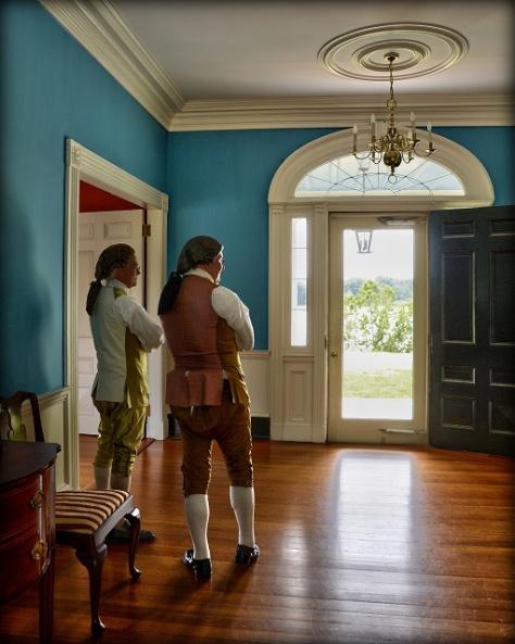 Gentlemen by the door - BH - 2014