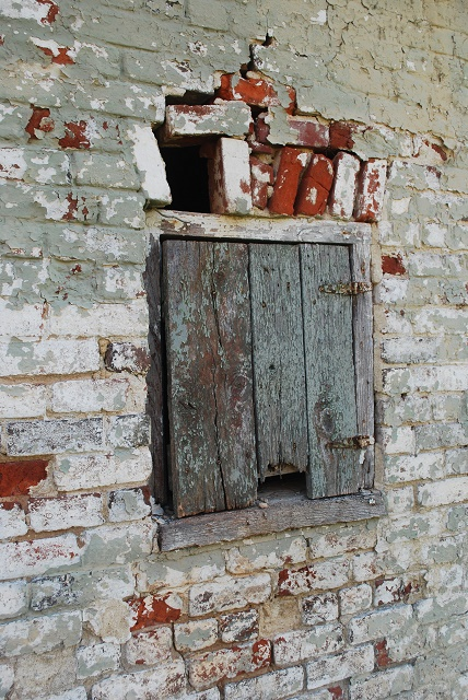 Ice House Window 1