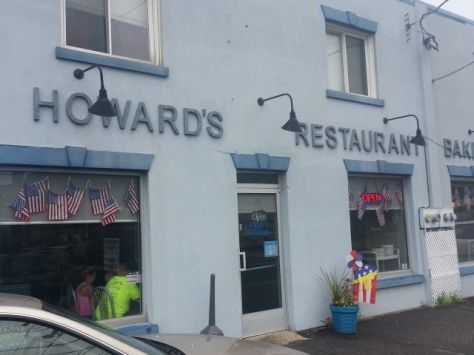 Howards Store Front
