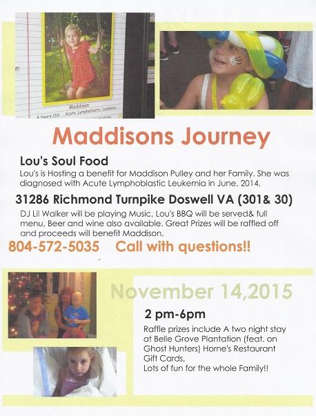 Maddison Flyer